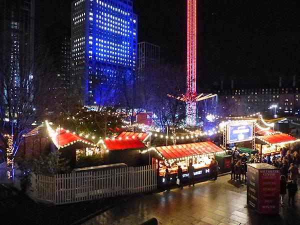 southbank Christmas Market 2