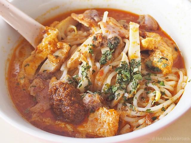 廣發叻沙,叻沙,food review,food,review,singapore, havelock road, havelock road cooked food centre, guang fa laksa,laksa