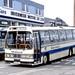 Midland Scottish: MPE371 (GLS951V) in Farraline Park, Inverness