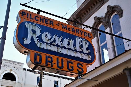 Alabama, Selma, Pilcher-McBryde Rexall Drugs