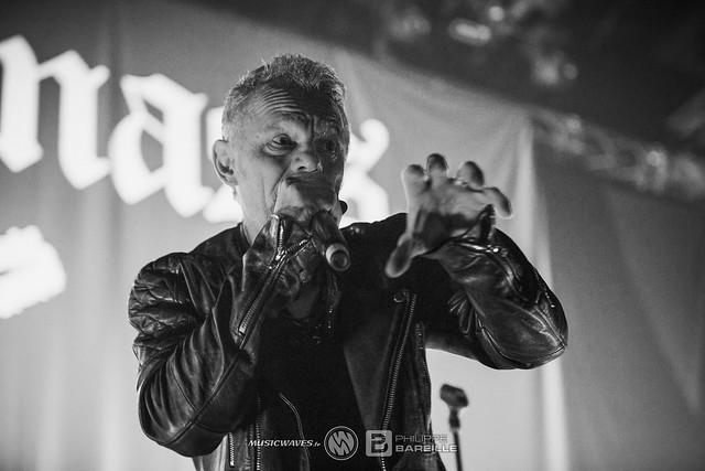 Candlemass @ Le Zénith de Paris, Paris | 07/02/2019