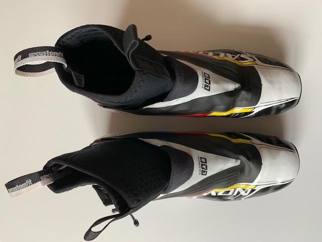 Běžkařské boty Salomon - Bazar běžek a běžeckého vybavení - Běžky.net 2dfe893b89