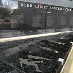 Memorial to Dick, Kerr Ladies F.C.