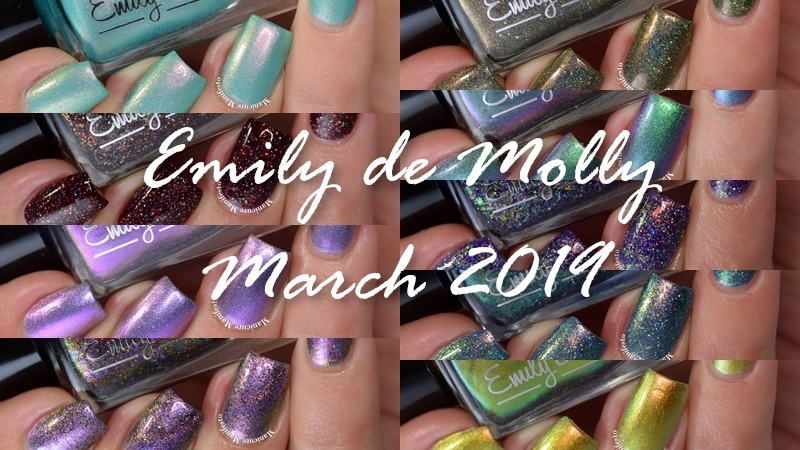 Emily De Molly March 2019 collection