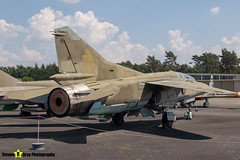 20+63---A1037902---German-Air-Force---Mikoyan-Gurevich-MiG-23UB---Gatow-Berlin---180530---Steven-Gray---IMG_8618-watermarked