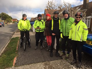 Clarion ride 10 February 2019