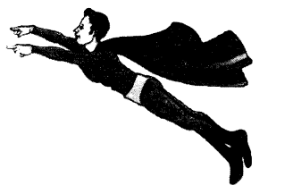NCERT Solutions for Class 1 English Chapter 20 Flying-Man 1
