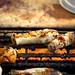 Shilin Night Market - Grilled Mushrooms