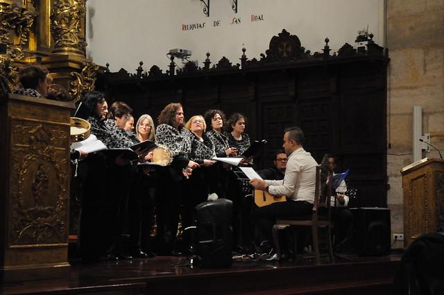 22/12/2018 - Recital de Navidad, iglesia de San Torcuato