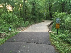 2016-04-30 19.23.21; Wolf River Greenway Boardwalk, Germantown TN