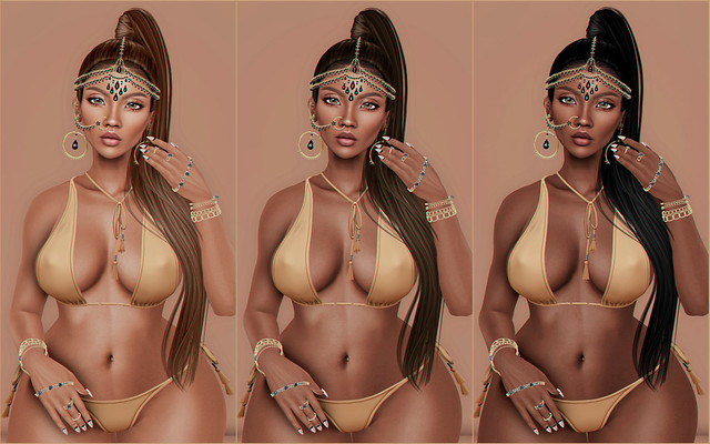 Colivati Beauty - Shana CATWA