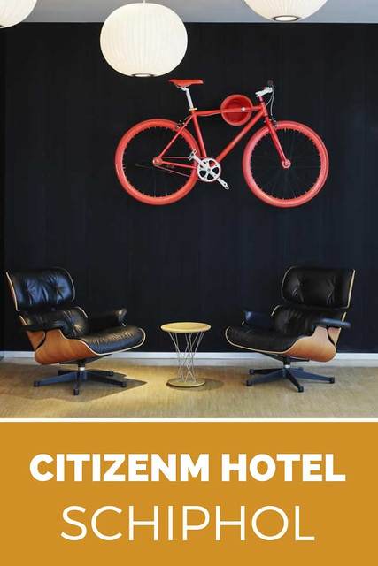Sleeping with the Dutch, Hotel citizenM Schiphol, Amsterdam | Your Dutch Guide
