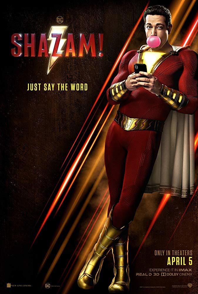 沙贊能夠把力量分給別人?! 《沙贊!》上映前必看! 讓你更加瞭解這位歡樂爆笑的超級英雄~