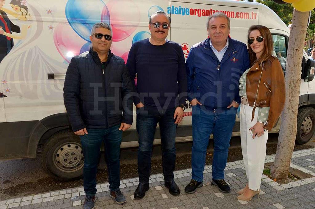 Hasan Uygun, Serbülent Sürmeli, Engin Egemen Özmen, Nurgül Öz