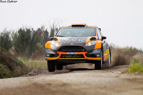 Alfredo Barros / Ricardo Faria - Ford Fiesta R5