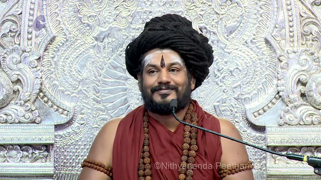 If #Bees are #attacking you take #care of your #Cow's #Food HDH Sri #Nithyananda #Paramashivam
