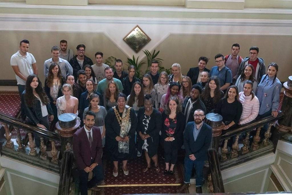 Hidden Voices Erasmus+ participants