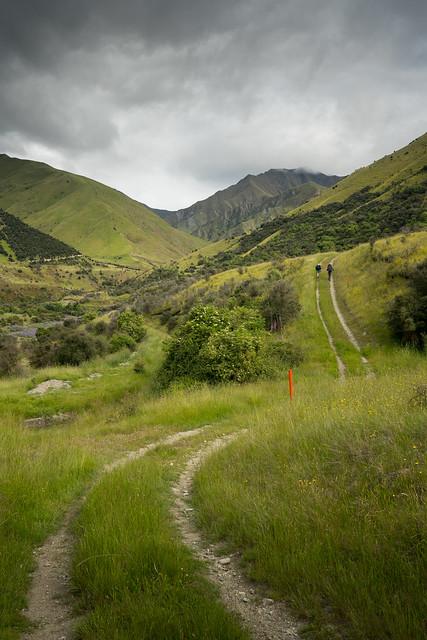 Spotts Creek, New Zealand