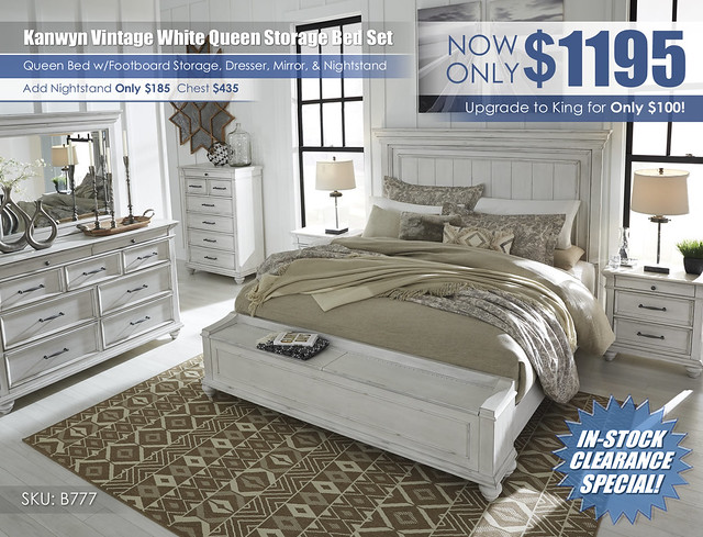 Kanwyn Vintage White Storage Bedroom Set_B777-58-56S-MOOD-C_InStock