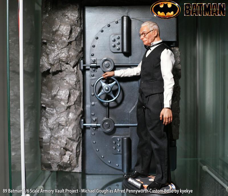 1/6 Scale 89 Batman Armory Custom (3D Print) 46782804802_251739f206_c