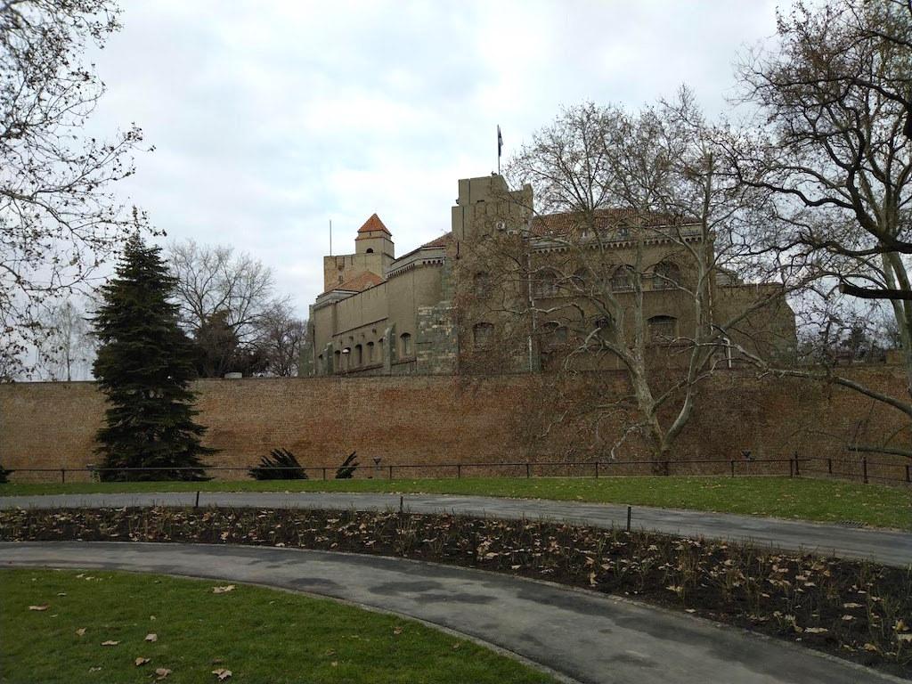貝爾格勒堡壘