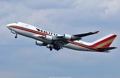 Kalitta Air Boeing 747-400F N700CK