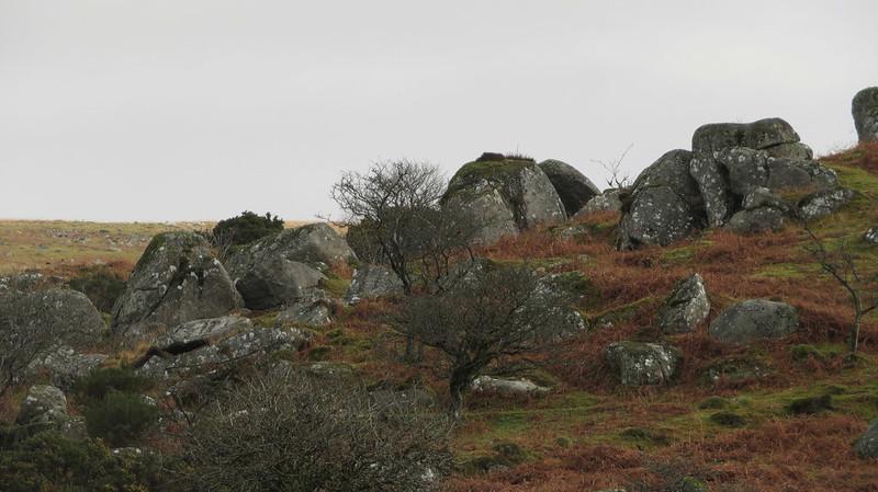 Deancombe Rocks