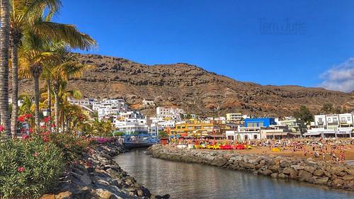 Puerto de Mogan, Gran Canaria, Spain - 2222