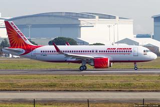 Air India Airbus A320-251N cn 8770 F-WWDG // VT-EXQ