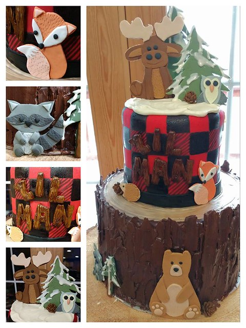 Cake by Black Hills Custom Cakery