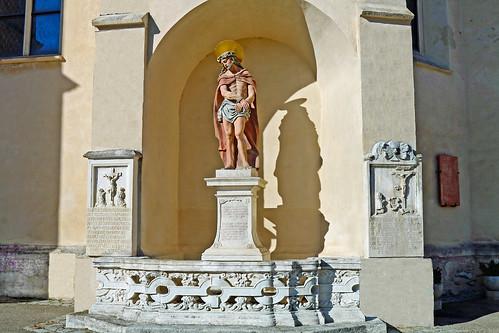 Eggenburg. Ecce Homo, 1711 - Barock