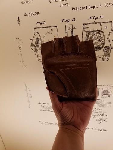 1885 Glove Replica