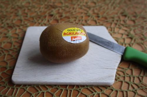 SunGold Kiwi (aus dem SuperBiomarkt)