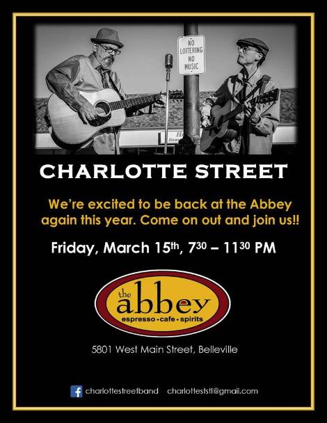 Charlotte Street 3-15-19
