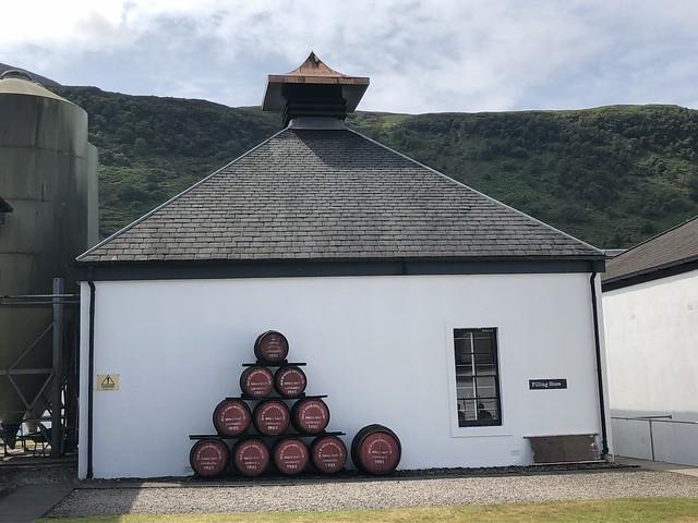 Lochranza Distillery Still House