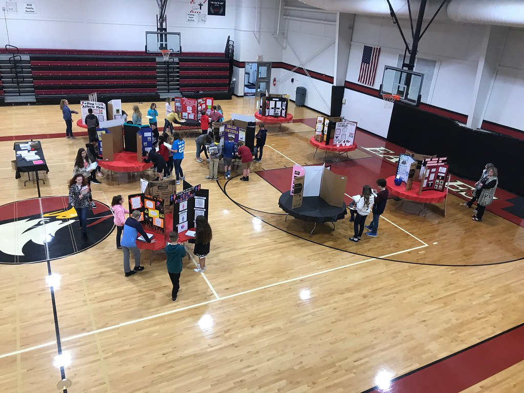 2019 MS Science Fair