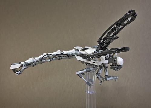 LEGO Mecha Dragonfly Mk2-03