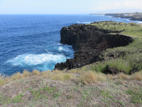 Miradouro das Pedras Negras (Capelas, Açores)