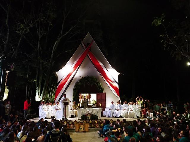JMJ 19 misa de alianza
