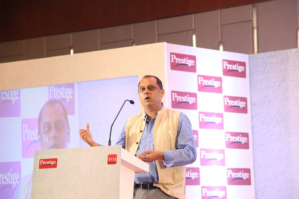 1st edition of Indian Food Lovers' Meet by Times Kitchen Tales at Sheraton Grand, Bengaluru