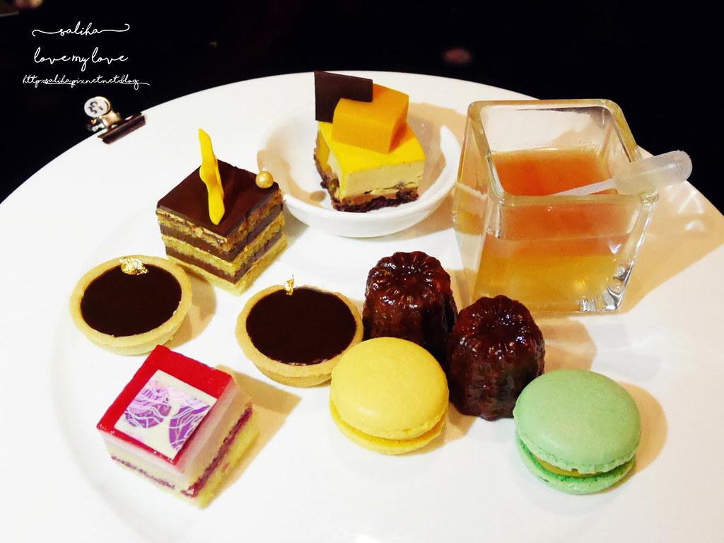 台北飯店下午茶buffet甜點海鮮螃蟹生蠔吃到飽推薦君品酒店雲軒西餐廳 (9)