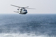 Helicoptere militaire