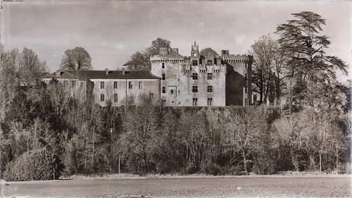 Château de la Chapelle Faucher