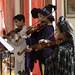 Concert des élèves du concervatoire à la résidence Greffuhle
