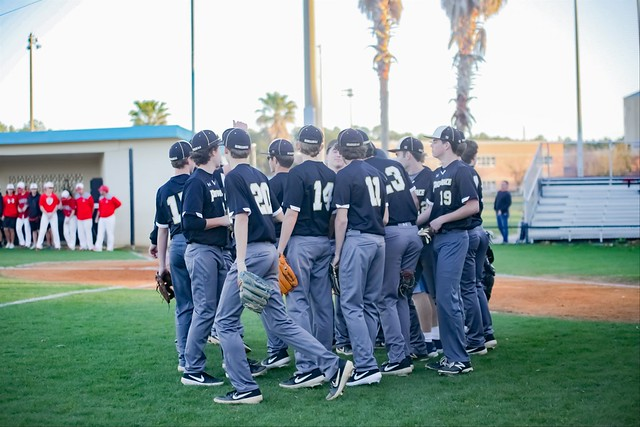 2019 JV Boys Baseball