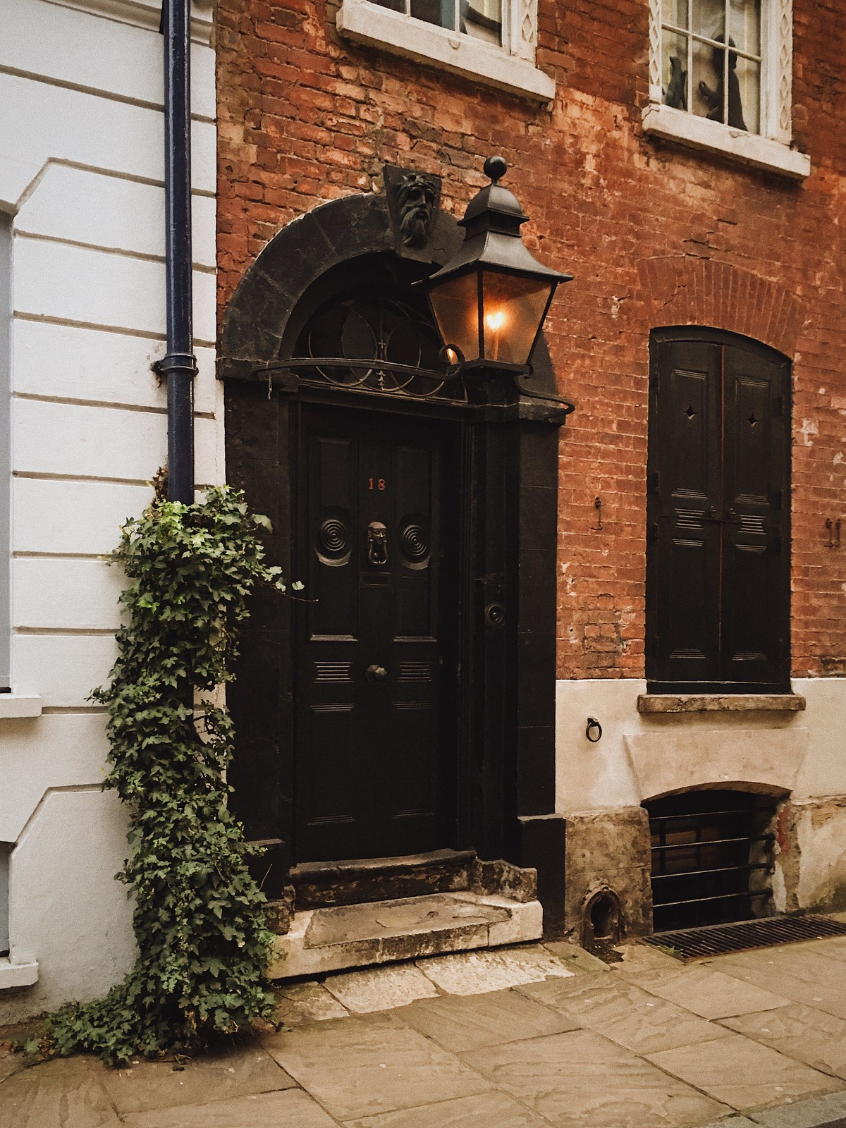 Dennis Sever's House, London