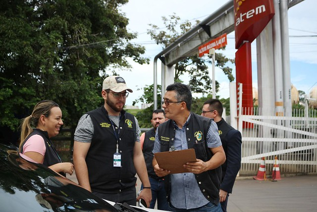 28.03.2019 Procon Manaus autua distribuidoras de combustível