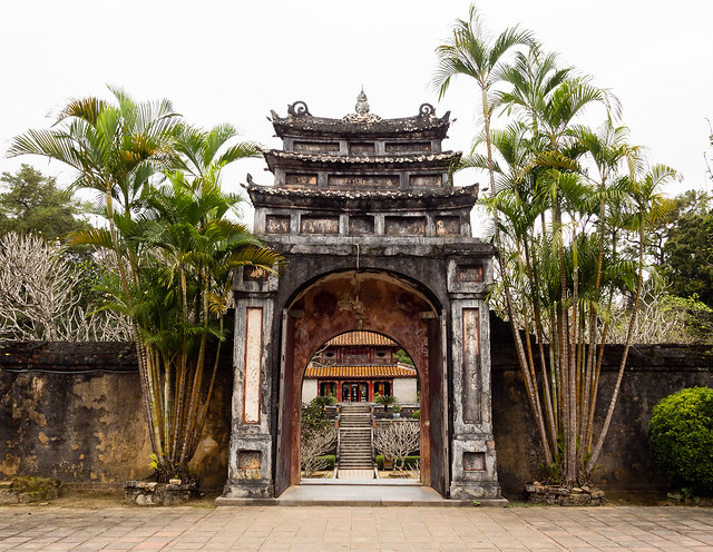 Imperial Tombs of Hue, part 01