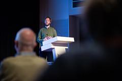 Maarten Zeinstra bij Publiek Domeindag 2019
