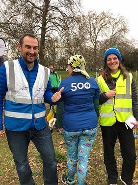 Clapham Common parkrun #36 12012019